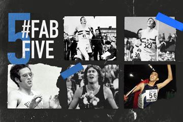 Fab five: mile races ()
