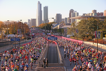 Chicago Marathon Mass ()