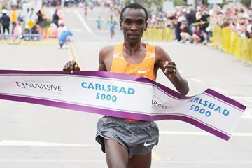 Impressive win on the roads for Eliud Kipchoge (Victah Sailer)