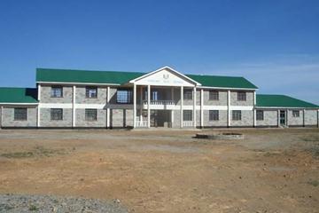 Kip Keino High School at Eldoret (IAAF.org)