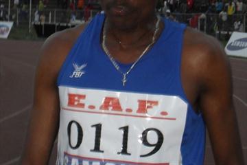 2011 Ethiopian 10,000m champion Azmeraw Bekele (Bizuayehu Wagaw)