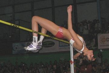 Blanka Vlasic debuts with 2.01m in Trinec (organisers)