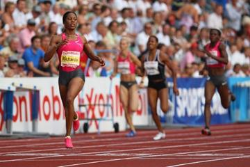 Sanya Richards rediscovers her best form to take a convincing 400m victory in Oslo (Getty Images)