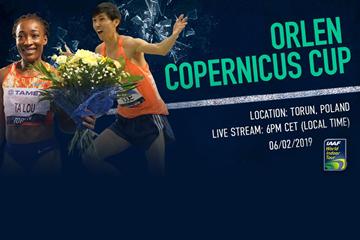 Copernicus Cup live stream (IAAF)