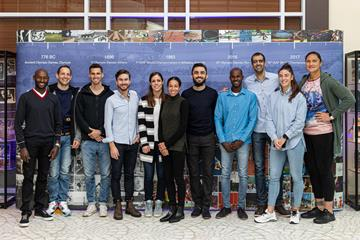 The Athletes' Commission in Monaco (Philippe Fitte)