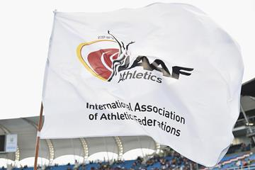 The IAAF flag (Getty Images)