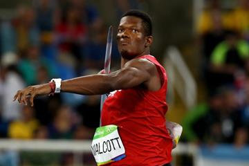 Keshorn Walcott at the Rio 2016 Olympic Games (Getty Images)