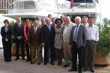 Coaches' Commission Meeting Group - Monaco Oct 2010 (IAAF)