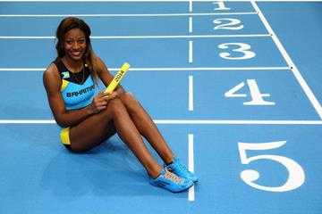 Bahamian sprinter Shaunae Miller (Getty Images)