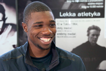 Noah Lyles on IAAF Inside Athletics (IAAF)
