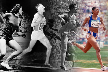 Legendary French athletes through the ages (AFP / Getty Images)