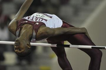 Mutaz Essa Barshim tops 2.30m to take the Arab Games title in Doha (Organisers)