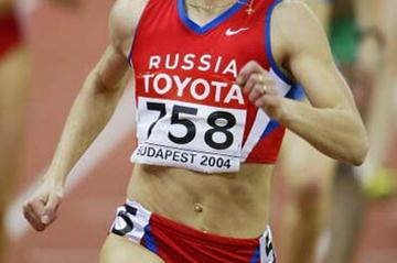 Natalya Nazarova (RUS) impressive in the 400m heats (Getty Images)