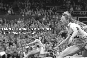 Fanny Blankers-Koen (NED) ()