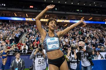 World Athletics | Indoor round-up: world-leading marks from Mihambo in Berlin and Holloway in Clemson| News