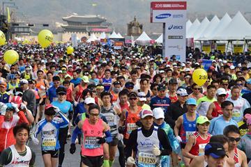Seoul Marathon (Getty Images)