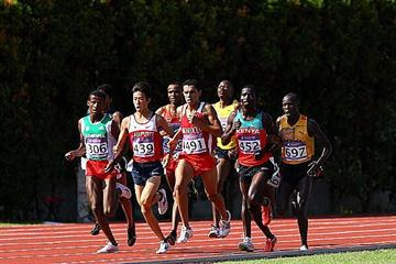 Boys' 3000m heats - 2010 Youth Olympic Games (Getty Images)