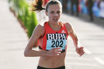 Hungarian distance runner Aniko Kalovics (Getty Images)