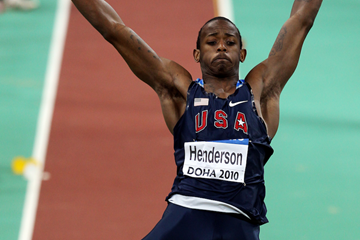Jeff Henderson Doha ()