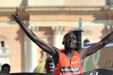 2:08:36 course record for Nicolas Kurgat in Carpi (Organisers)