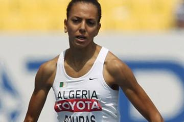 Zahra Bouras (ALG) (Getty Images)