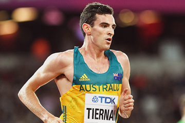 Australian distance runner Patrick Tiernan (Getty Images)