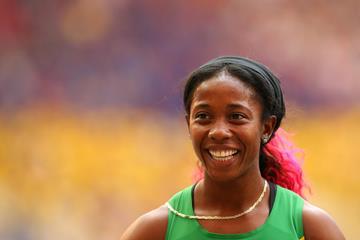 Shelly-Ann Fraser-Pryce Jamaican 100m  ()