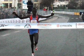 Kenyan Benson Barus wins Rome-Ostia Half Marathon (Alberto Zorzi)