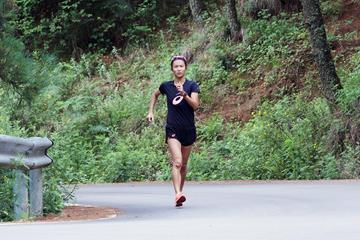 Liu Hong training in Kunming (LH)