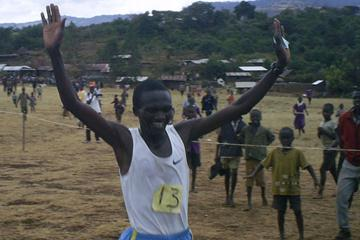 Comfortable victory for Stephen Kiprotich in Bukwo (Daniel Senfuma)
