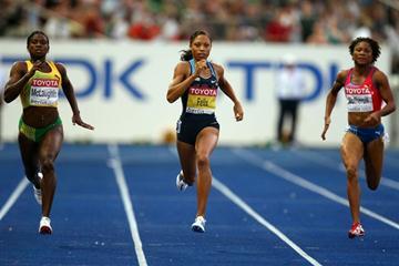 Event Report - Women's 200m - Semi-Final| News | iaaf.org