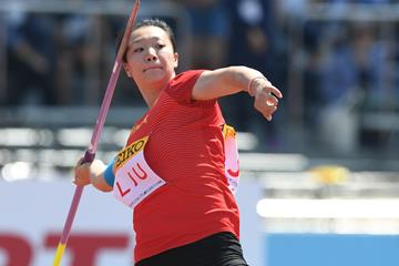 Liu Shiying in Kawasaki (Getty Images)