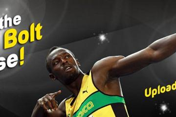 Strike the Usain Bolt Pose - IAAF Facebook Contest (IAAF)
