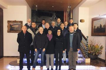 The IAAF Technical Committee at its 2014 annual meeting (IAAF)