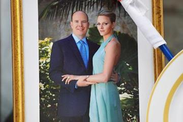 Marriage of HSH Prince Albert II to Miss Charlene Wittstock (Getty Images)
