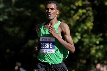 Ethiopian distance runner Gebregziabher Gebremariam (Getty Images)