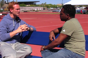Greg Rutherford on IAAF Inside Athletics (IAAF)