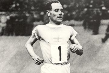 Finnish distance running legend Paavo Nurmi (Getty Images)