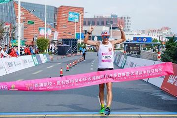 Perseus Karlstrom wins in Suzhou (Suresh Kumar)