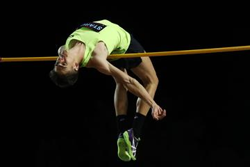 Australian high jumper Brandon Starc (Getty Images)