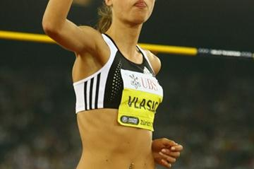 Blanka Vlasic survives one more round of the Golden League (Getty Images)