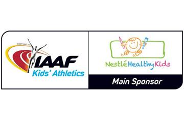 IAAF Kids Athletics logo ()