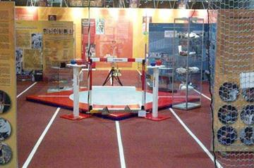 IAAF Centenary Historic Exhibition - central view (Chris Turner / IAAF)