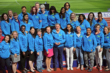 The sixth Women in World Athletics (WIWA) Conference in London (Organisers)