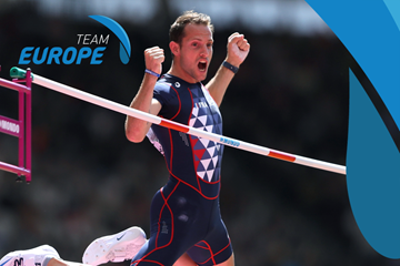 French pole vaulter Renaud Lavillenie (Getty Images)