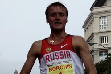Another big win for Valeriy Borchin, this time in La Coruna (Véronique Warburton)