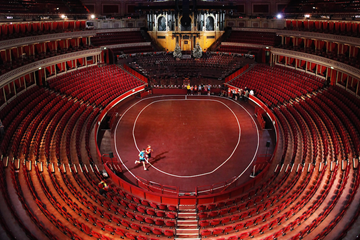 Royal Albert Hall Marathon ()