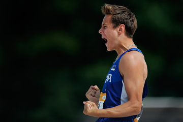 Estonian decathlete Hans-Christian Hausenberg (Getty Images)