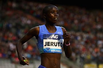 Kenyan distance runner Norah Jeruto (Getty Images)