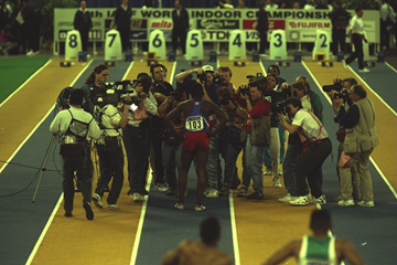 Bruny Surin Indoor Worlds ()